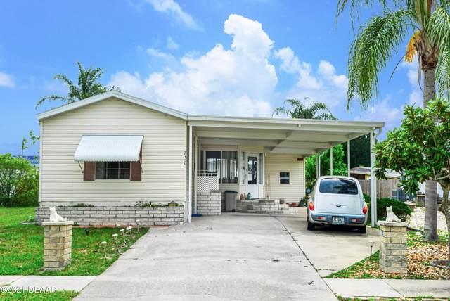 738 Greenfield Drive, Port Orange, FL 32129 (MLS #1083887) :: Florida Life Real Estate Group