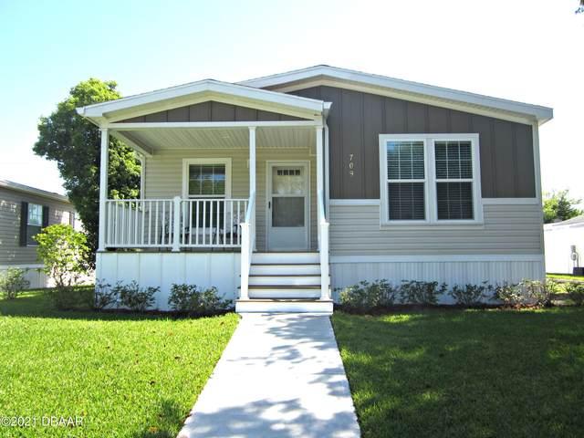 709 Barlow Circle, Port Orange, FL 32127 (MLS #1083921) :: Florida Life Real Estate Group