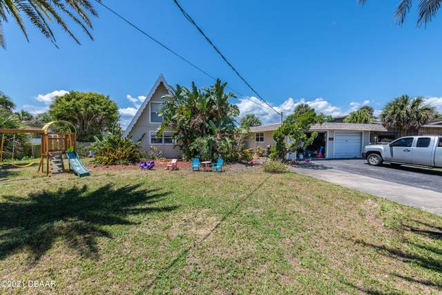 123 Ponce De Leon Circle, Ponce Inlet, FL 32127 (MLS #1084124) :: Momentum Realty