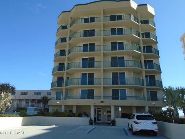 3797 S Atlantic Avenue #501, Daytona Beach Shores, FL 32118 (MLS #1084141) :: Florida Life Real Estate Group