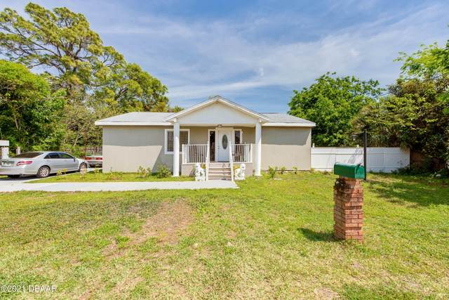 1233 Bender Avenue, Holly Hill, FL 32117 (MLS #1084207) :: NextHome At The Beach