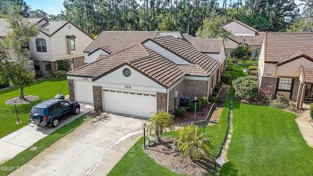 328 Brown Pelican Drive, Daytona Beach, FL 32119 (MLS #1084214) :: Florida Life Real Estate Group