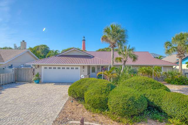 81 Rains Court, Ponce Inlet, FL 32127 (MLS #1084238) :: NextHome At The Beach