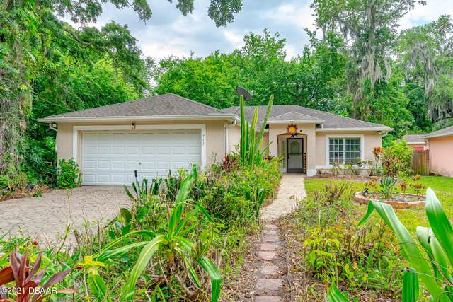 713 Unabelle Avenue, Holly Hill, FL 32117 (MLS #1084262) :: NextHome At The Beach