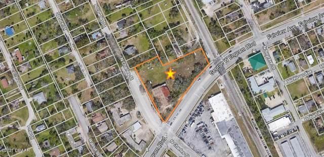 420 George W Engram Boulevard, Daytona Beach, FL 32114 (MLS #1084267) :: NextHome At The Beach