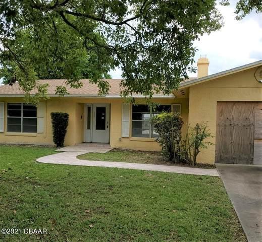4 Brandy Hills Drive, Port Orange, FL 32129 (MLS #1084287) :: Momentum Realty