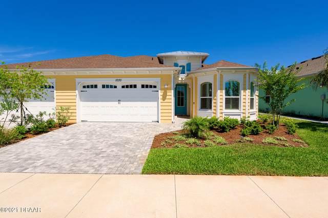 1030 Sea Shell Court, Daytona Beach, FL 32124 (MLS #1084302) :: Florida Life Real Estate Group