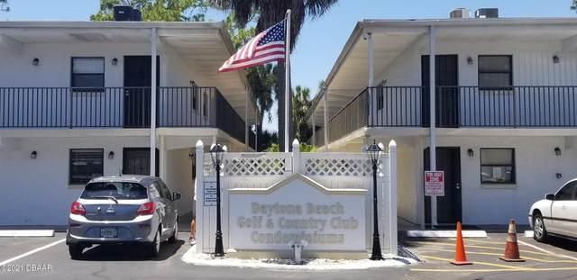 1508 Virginia Avenue #204, Daytona Beach, FL 32114 (MLS #1084322) :: NextHome At The Beach