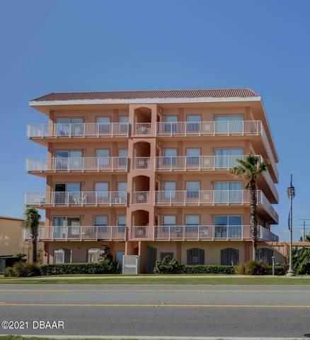 3756 S Atlantic Avenue #303, Daytona Beach Shores, FL 32118 (MLS #1084328) :: Florida Life Real Estate Group