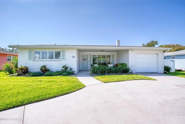 176 Ocean Terrace, Ormond Beach, FL 32176 (MLS #1084445) :: NextHome At The Beach