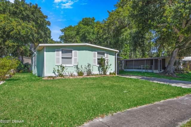 97 Stone Gate Lane, Port Orange, FL 32129 (MLS #1084475) :: NextHome At The Beach II