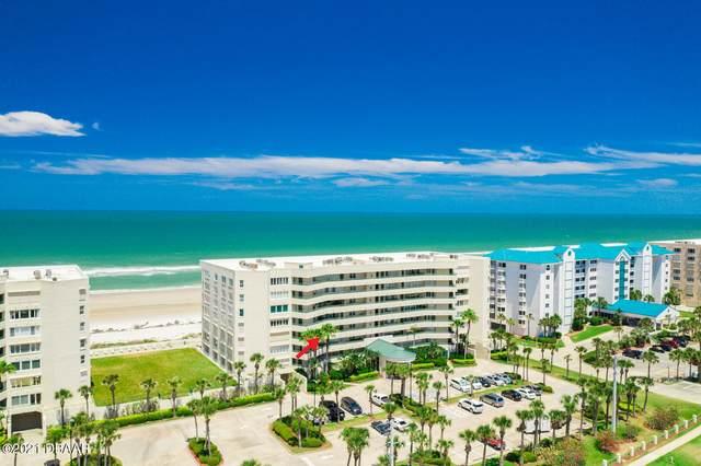 4631 S Atlantic Avenue #8302, Ponce Inlet, FL 32127 (MLS #1084476) :: Momentum Realty