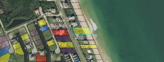 2673 N Ocean Shore Boulevard, Flagler Beach, FL 32136 (MLS #1084518) :: NextHome At The Beach II