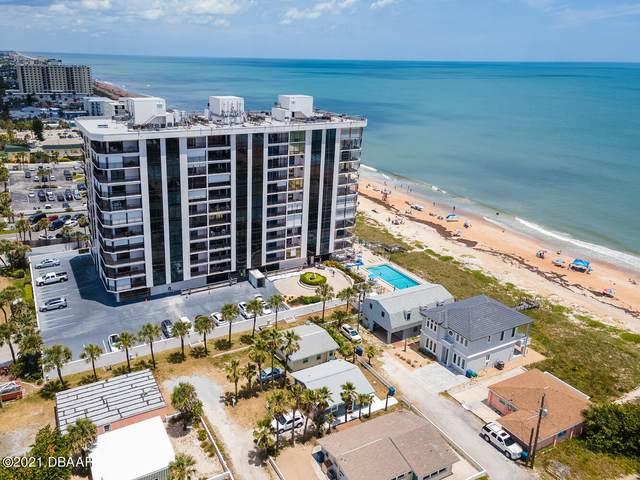 1239 Ocean Shore Boulevard 8-D-4, Ormond Beach, FL 32176 (MLS #1084568) :: NextHome At The Beach II