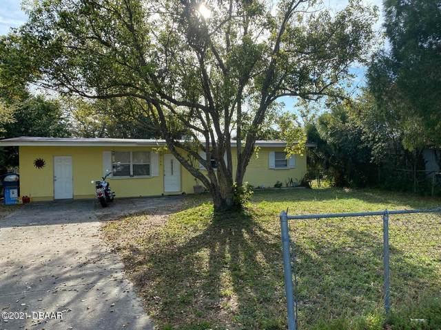 1708 Tallahassee Drive, Daytona Beach, FL 32117 (MLS #1084580) :: Florida Life Real Estate Group