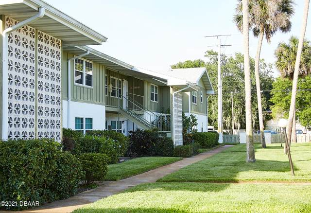 840 Center Avenue #91, Holly Hill, FL 32117 (MLS #1084602) :: NextHome At The Beach