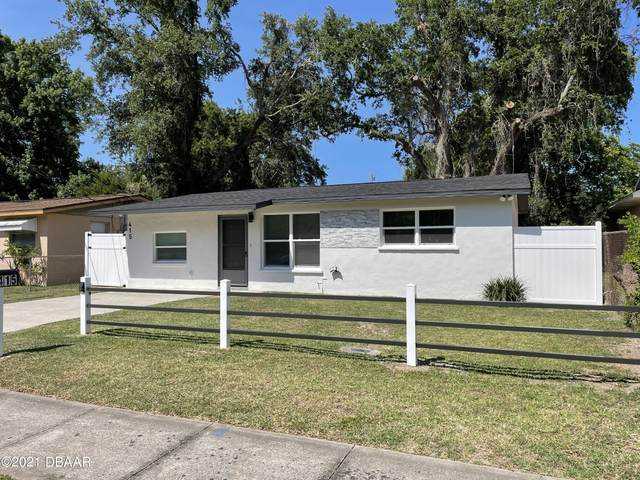 415 Cameron Street, Daytona Beach, FL 32114 (MLS #1084662) :: Momentum Realty