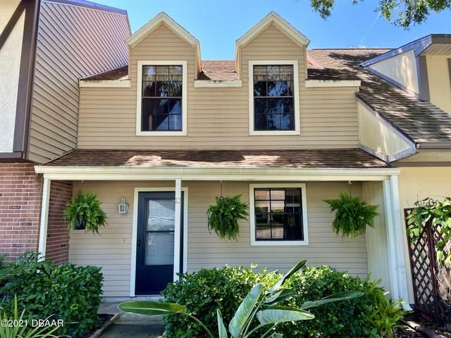 232 N Ridgewood Avenue B-10, Edgewater, FL 32132 (MLS #1084683) :: NextHome At The Beach