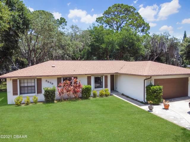 5579 Lancewood Drive, Port Orange, FL 32127 (MLS #1084688) :: Cook Group Luxury Real Estate