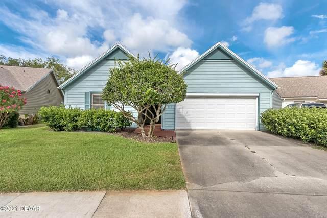 812 Pine Shores Circle, New Smyrna Beach, FL 32168 (MLS #1084749) :: NextHome At The Beach