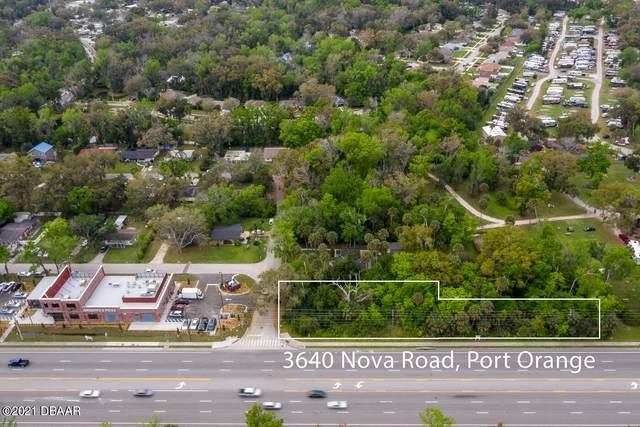 3640 S Nova Road, Port Orange, FL 32129 (MLS #1084763) :: Momentum Realty