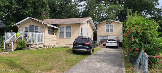 168 Pierce Avenue, Daytona Beach, FL 32114 (MLS #1084765) :: Cook Group Luxury Real Estate