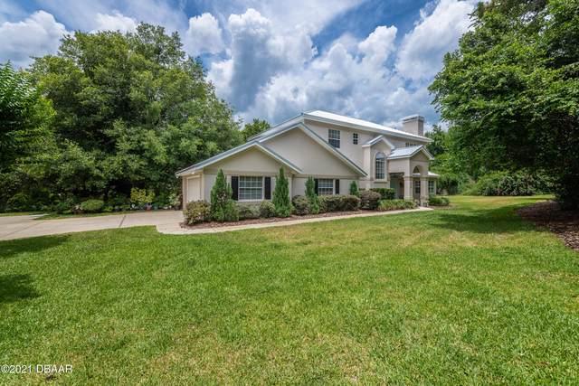 290 Parrulli Drive, Ormond Beach, FL 32174 (MLS #1084772) :: Cook Group Luxury Real Estate