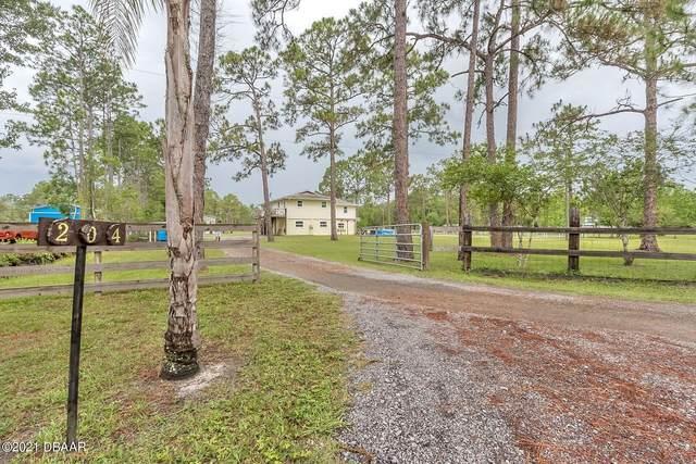 204 Sundy Trail, Deland, FL 32724 (MLS #1084820) :: NextHome At The Beach II