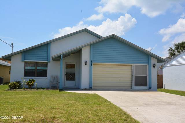 319 N 4th Street, Flagler Beach, FL 32136 (MLS #1084834) :: NextHome At The Beach II