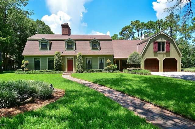 110 Knollwood Estates Drive, Ormond Beach, FL 32174 (MLS #1084865) :: NextHome At The Beach