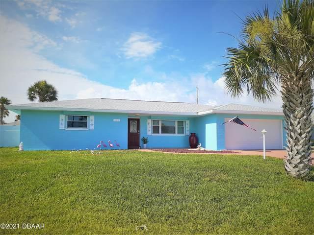 122 N Ocean Aire Terrace, Ormond Beach, FL 32176 (MLS #1084943) :: NextHome At The Beach