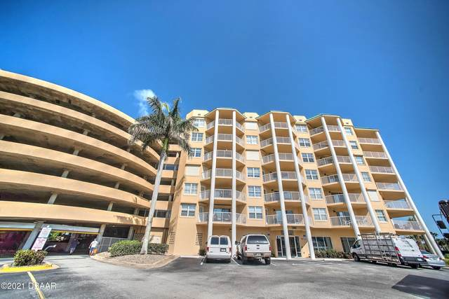 4650 Links Village Drive D402, Ponce Inlet, FL 32127 (MLS #1084945) :: Momentum Realty