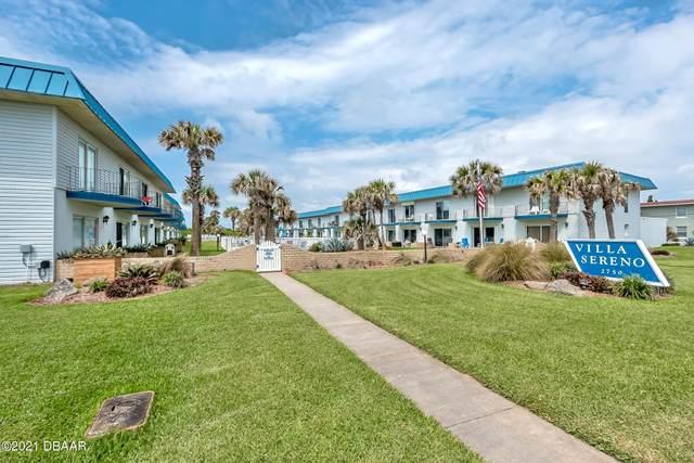 2750 Ocean Shore Boulevard #20, Ormond Beach, FL 32176 (MLS #1084950) :: NextHome At The Beach II