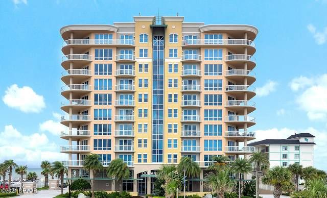 3703 S Atlantic Avenue #1001, Daytona Beach Shores, FL 32118 (MLS #1084983) :: NextHome At The Beach II