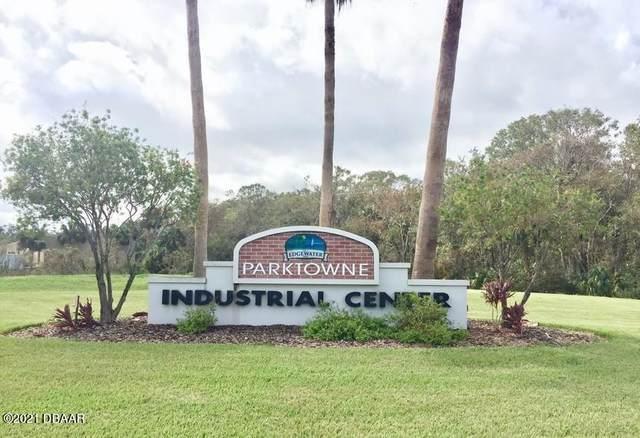 4 Parktowne Boulevard, Edgewater, FL 32132 (MLS #1084985) :: NextHome At The Beach II