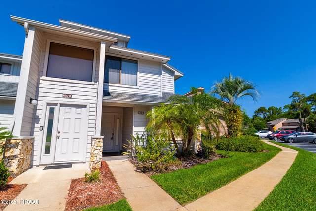 150 Blue Heron Drive B, Daytona Beach, FL 32119 (MLS #1085004) :: NextHome At The Beach II