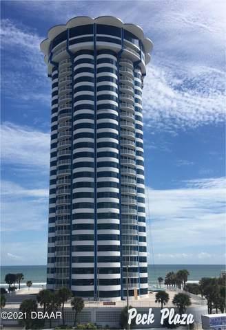 2625 S Atlantic Avenue 12ASE, Daytona Beach Shores, FL 32118 (MLS #1085025) :: Cook Group Luxury Real Estate