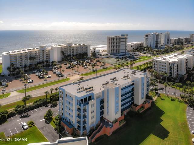 5300 S Atlantic Avenue #2507, New Smyrna Beach, FL 32169 (MLS #1085030) :: NextHome At The Beach II