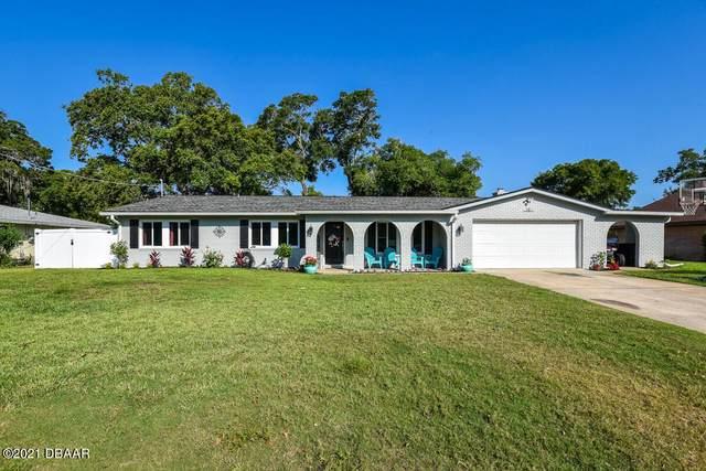 18 Oakmont Circle, Ormond Beach, FL 32174 (MLS #1085040) :: Cook Group Luxury Real Estate