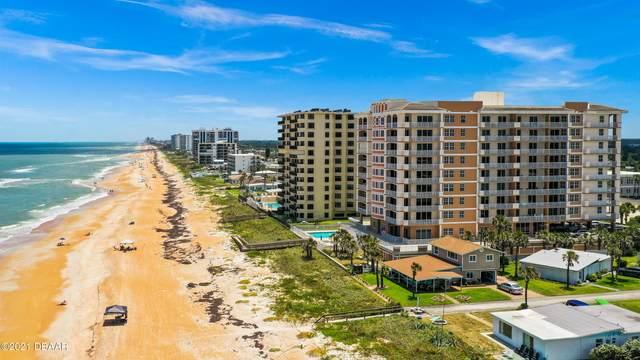1425 Ocean Shore Boulevard #902, Ormond Beach, FL 32176 (MLS #1085044) :: NextHome At The Beach II