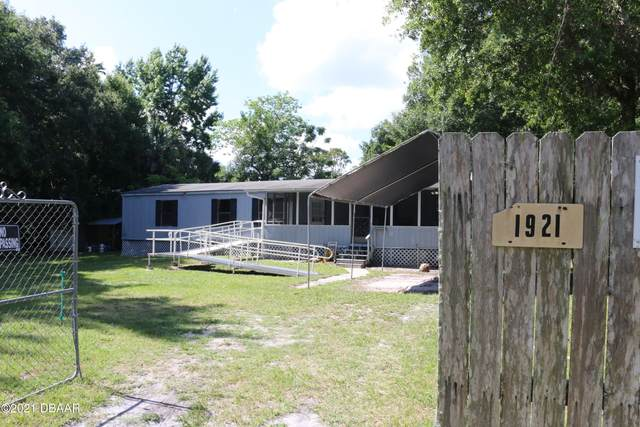 1921 Baldwin Road, Ormond Beach, FL 32174 (MLS #1085052) :: Memory Hopkins Real Estate