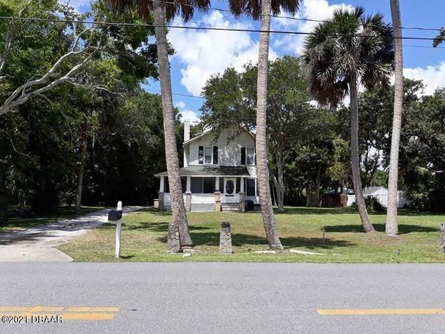 5264 Riverside Drive, Port Orange, FL 32127 (MLS #1085053) :: NextHome At The Beach II