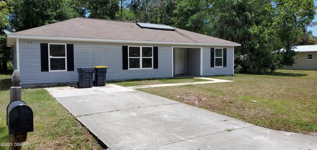 502 S Moore Street, Bunnell, FL 32110 (MLS #1085079) :: NextHome At The Beach II
