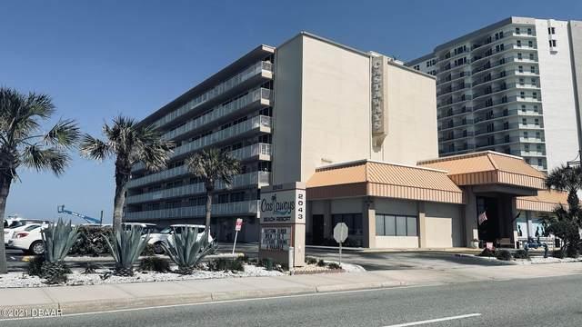 2043 S Atlantic Avenue #210, Daytona Beach Shores, FL 32118 (MLS #1085110) :: Cook Group Luxury Real Estate