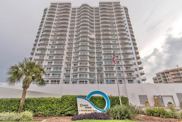 2 Oceans West Boulevard #301, Daytona Beach, FL 32118 (MLS #1085162) :: Momentum Realty