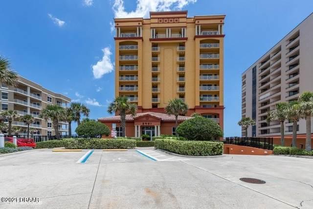 2901 S Atlantic Avenue #601, Daytona Beach Shores, FL 32118 (MLS #1085230) :: Momentum Realty