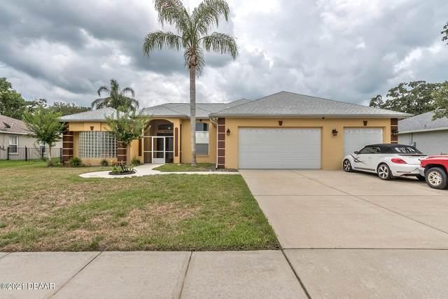 847 Stony Point Drive, Port Orange, FL 32128 (MLS #1085262) :: Momentum Realty