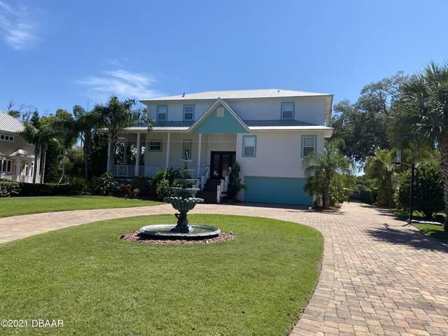 12 Hammock Oak Court, Palm Coast, FL 32137 (MLS #1085285) :: NextHome At The Beach