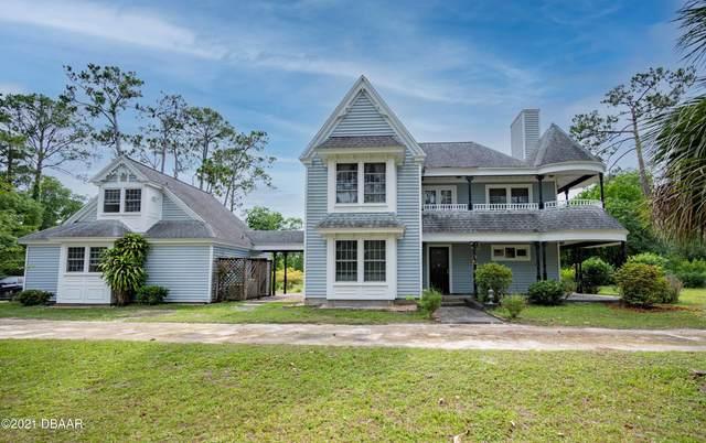 90 Buckskin Lane, Ormond Beach, FL 32174 (MLS #1085294) :: Momentum Realty