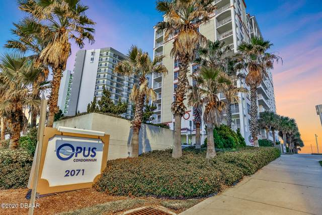 2071 S Atlantic Avenue #402, Daytona Beach Shores, FL 32118 (MLS #1085300) :: Momentum Realty